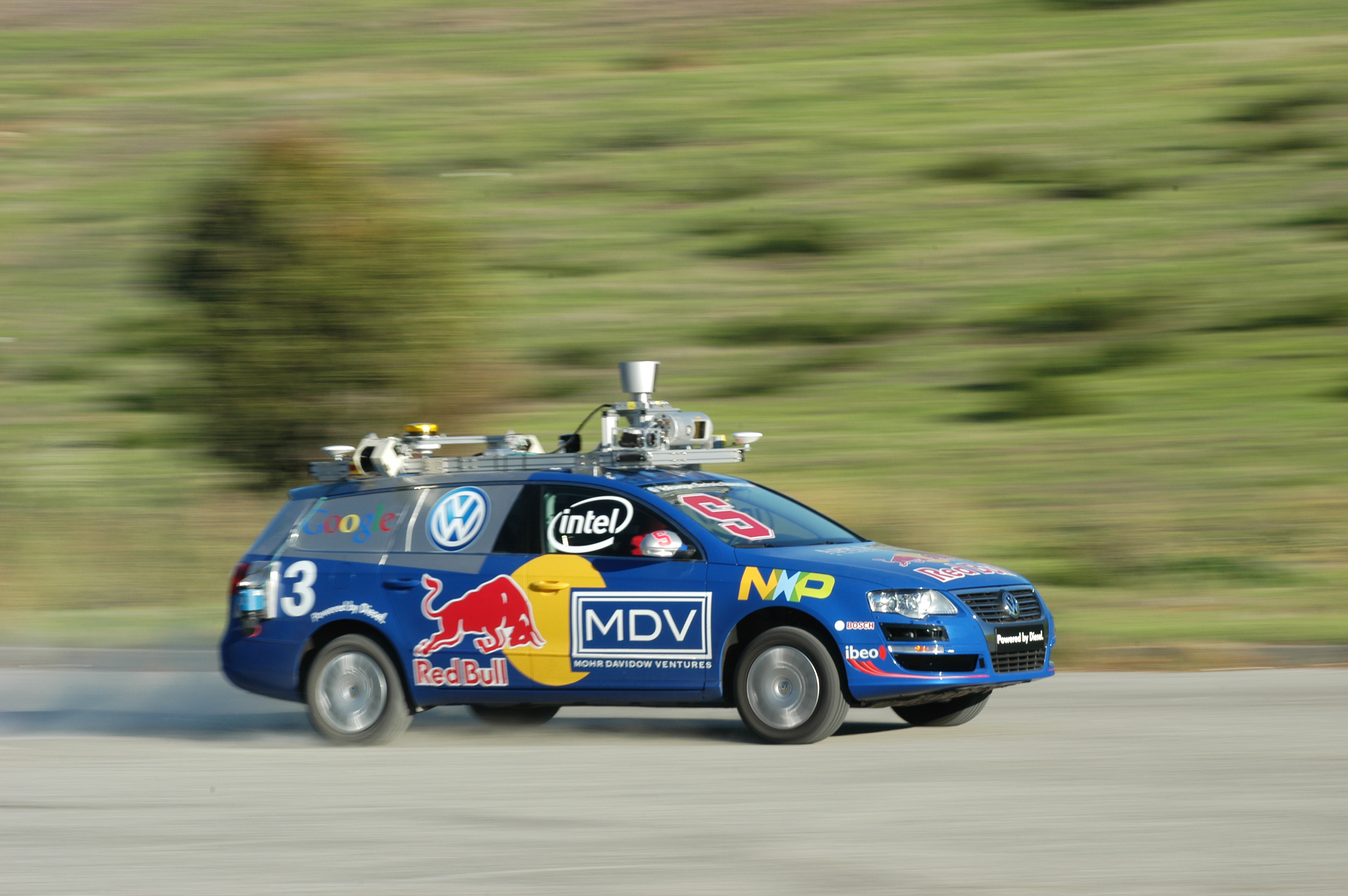 Autonomous Vehicle to be built by Stanford Racing
