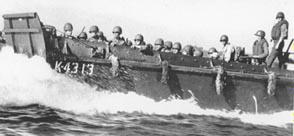 D Day Invasion Boats The Higgins Boat