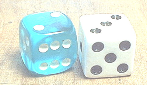 Dice Odds For Settlers Of Catan